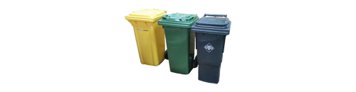 kubły na odpady